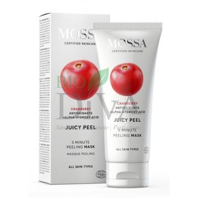 Mască peeling 5 min Juicy Peel Mossa