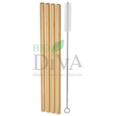 Pai din bambus pentru băut Nordics