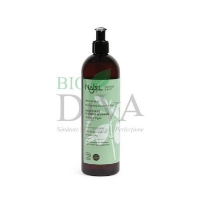 Șampon 2 în 1 cu săpun de Alep pentru păr uscat Najel