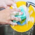Detergent hipoalergenic pentru vase cu lămâie