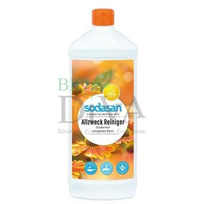 Soluție ecologică universală de curățare sensitiv 1L SODASAN