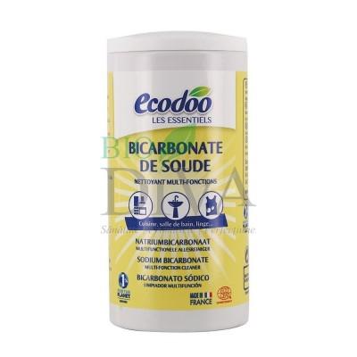Bicarbonat de sodiu pentru menaj 250g tip solniță ECODOO