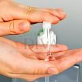 Gel dezinfectant pentru mâini pe bază de alcool