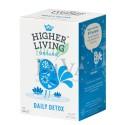 Ceai cu păpădie și brusture Daly Detox Higher Living
