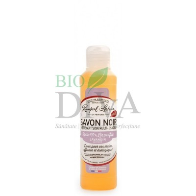 Savon Noir concentrat cu lavandă pentru toate suprafețele 250ml Rampal Latour