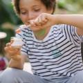Pastă de dinți minerală cu portocale pentru copii Orange 60ml Georganics