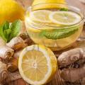 Ceai cu lămâie și ghimbir Lemon And Ginger 15 plicuriHigher Living