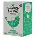 Ceai cu mentă și moringa Moringa & Peppermint Higher Living