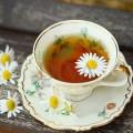 Ceai cu mușețel și vanilie