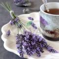 Ceai de lavandă natural