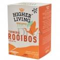 Ceai cu rooibos și turmeric Higher Living