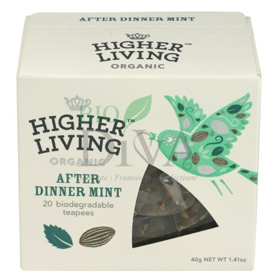 Ceai premium After Dinner Higher Living