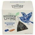 Ceai premium Blueberry Mufin Higher Living
