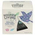 Ceai premium English Early Grey Higher Living