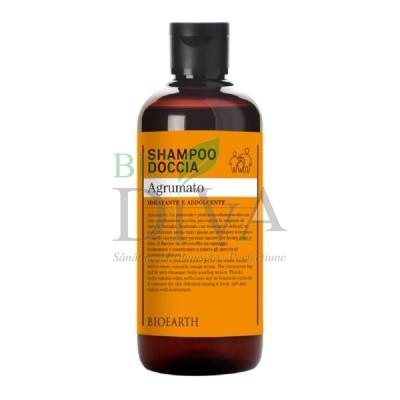 Șampon și gel de duș cu citrice 500ml Bioearth