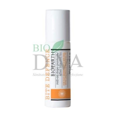 Roll-on pentru tratarea înțepăturilor de insecte Bite Defence 20ml Bioearth