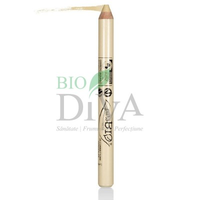 Creion corector Galben 33 PuroBio Cosmetics