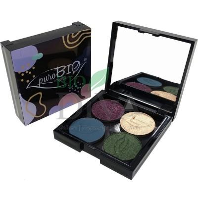 Mini paletă magnetică pentru make-up PuroBio Cosmetics