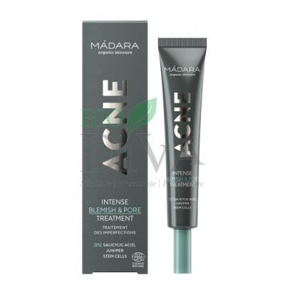 Tratament intensiv pentru acnee Acne Intense Belmish and Pore 20ml Madara