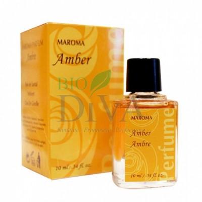 Parfum ulei cu ambră 10ml Maroma