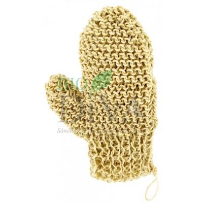 Mânusă naturală Aloe Sisal pentru masaj Forster's Natural Products
