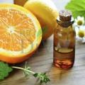 Ulei esențial de portocală dulce naturală