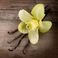 Unt de shea bio cu aromă de vanilie