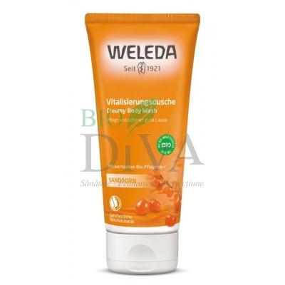 Loțiune de duș cu cătină Weleda