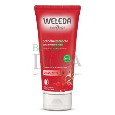 Loțiune de duș regenerantă cu rodie Weleda