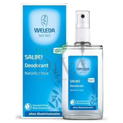 Deodorant spray cu salvie bio Weleda