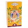 Ceai cu ghimbir și lămâie Chakra 6 Delighted Vision Shoti Maa