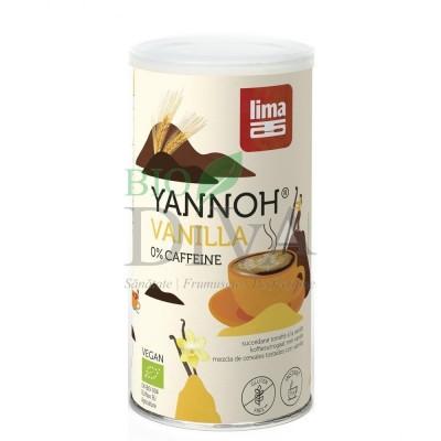 Cafea din cereale Yannoh Instant cu vanilie Lima