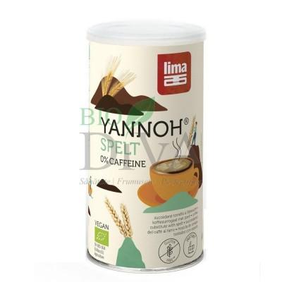 Băutură din cereale Yannoh Instant cu spelta Lima