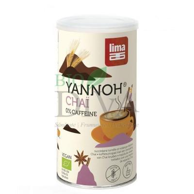 Băutură din cereale Yannoh Instant Chai Lima