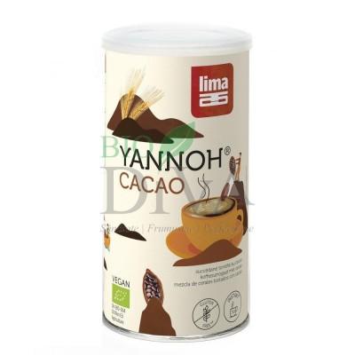 Băutură din cereale Yannoh Instant cu cacao Lima