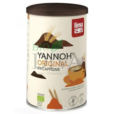 Cafea din cereale Yannoh Instant Lima