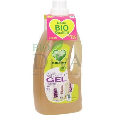 Detergent de rufe bio cu lavandă 1,55L Planet Pure