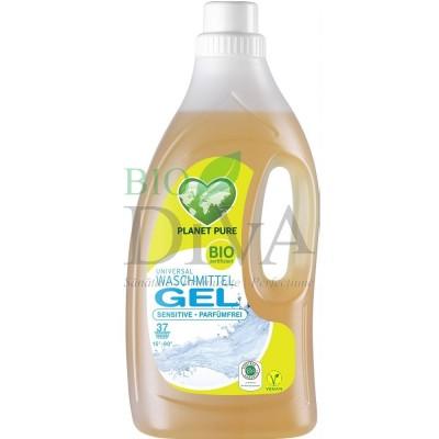 Detergent de rufe bio hipoalergenic 1,55L Planet Pure