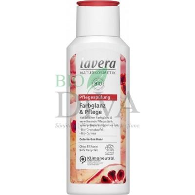 Balsam pentru strălucire păr vopsit cu rodie și quinoa
