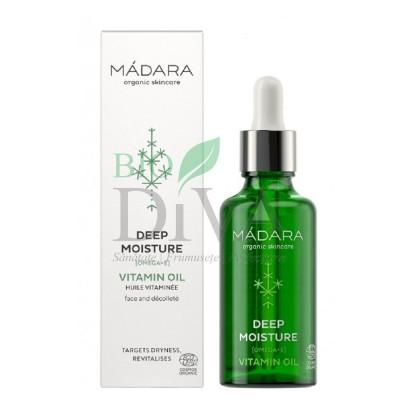 Vitamin Oil Deep Moisture 50 ml Madara