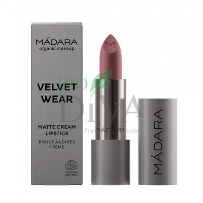 Ruj mat cremos 31 Cool Nude Velvet Wear 4 g Madara