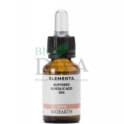 Acid Glicolic Beauty Booster Elementa 15 ml Bioearth