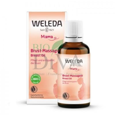 Ulei pentru stimularea lactatiei WELEDA