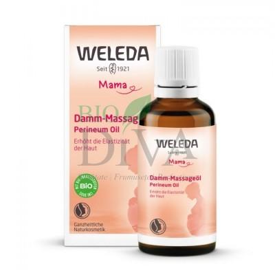 Ulei pentru masajul perineului WELEDA