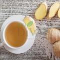 Ceai de ghimbir Bio