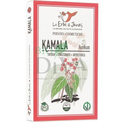 Pudră ayurvedică de Kamala 100 g Le Erbe di Janas