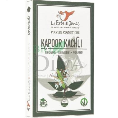 Pudră ayurvedică Kapoor Kachli 100 g Le erbe di Janas