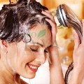 Șampon bio reparator pentru păr deteriorat cu hidrolat de cedru siberian