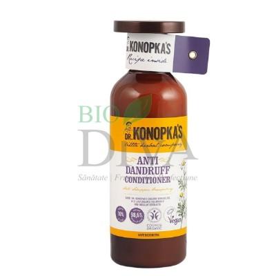 Balsam de păr bio tratament antimătreață Dr. Konopka