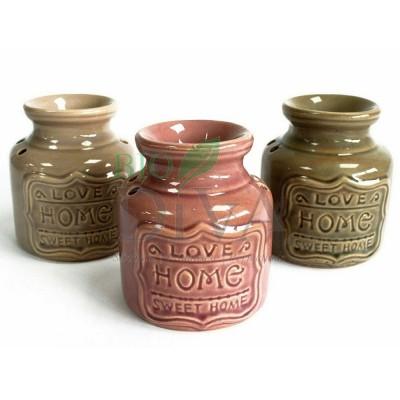 Lampă mare pentru uleiuri esențiale Love Home Ancient Wisdom